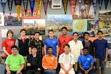 Thirteen of Bellarmine's 2018 Natl Merit Scholarship Program Semifinalists