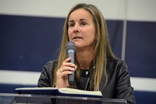 Brandi Chastain, keynote speaker of our January Summit Assembly